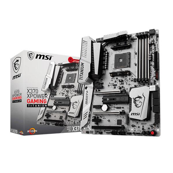 MSI X370 Xpower Gaming Titanium – Placa Base