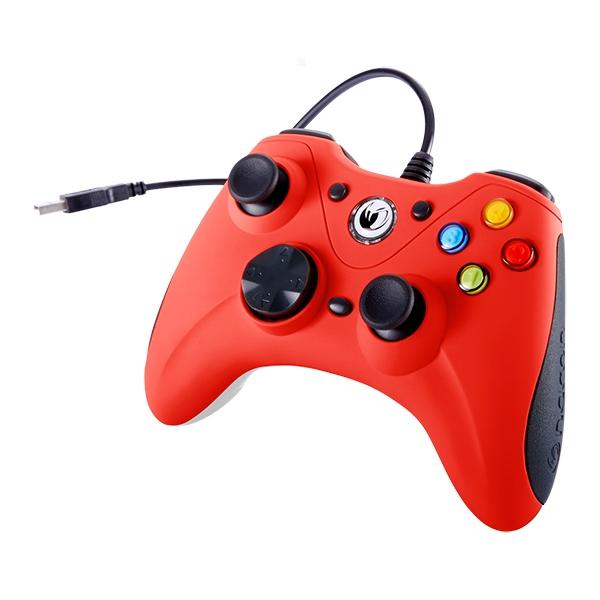 Nacon GC-100 rojo – Gamepad