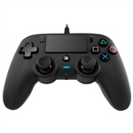 Nacon PS4 oficial Black wired – Gamepad