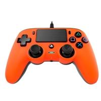 Nacon PS4 oficial naranja wired – Gamepad