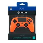 Nacon PS4 oficial naranja wired  Gamepad