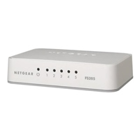 Netgear FS205 LAN - Switch