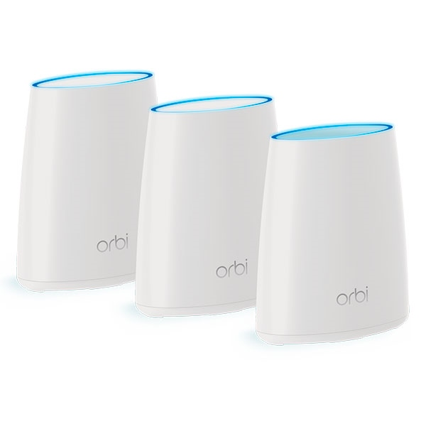 Netgear Orbi AC2200 Kit router  2 satellites  AP