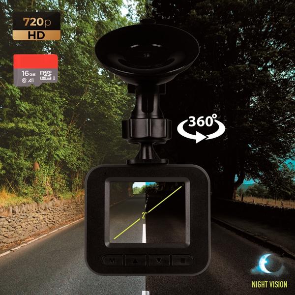 NGS DASHCAM HD CAR - Cámara