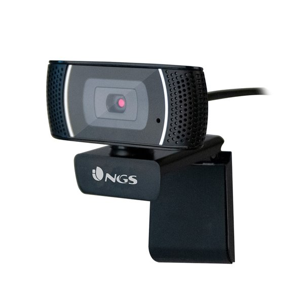 NGS XPRESSCAM1080 Negro  Webcam
