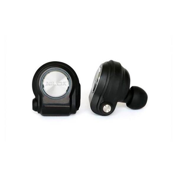 Nilox Drops Negros Bluetooth 4.0 – Auriculares Inalámbricos