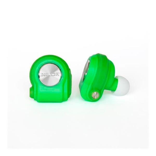 Nilox Drops Verdes Bluetooth 40  Auriculares Inalámbricos