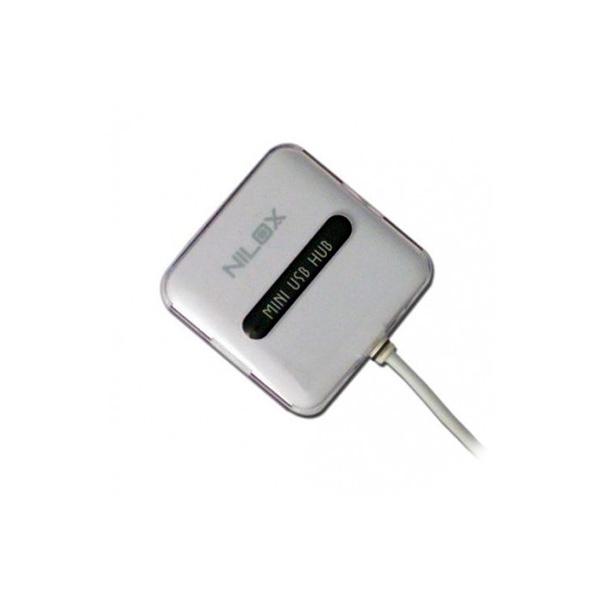Nilox Mini USB Hub  Switch