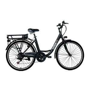 Nilox J5 de Acero Negro  Bicicleta Eléctrica