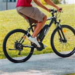 Nilox X6 de Aluminio Negro  Bicicleta Eléctrica