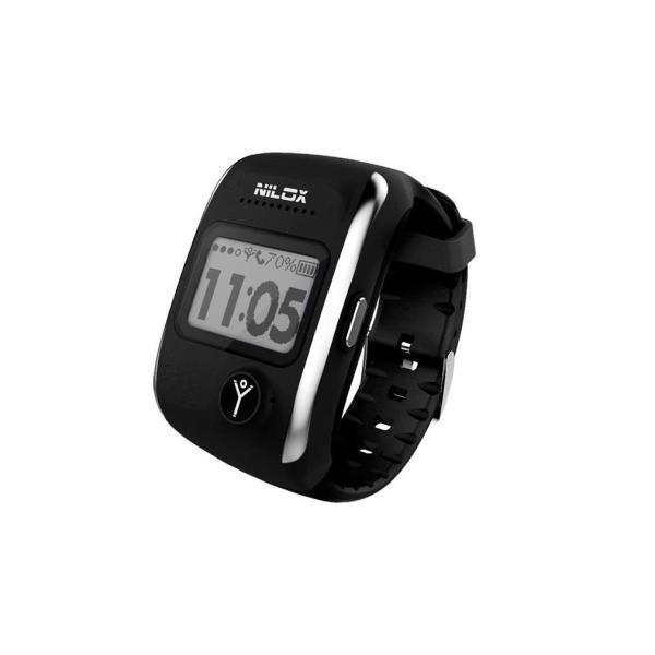 Nilox Bodyguard Negro – Smartwatch