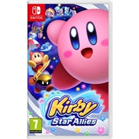 Nintendo Switch Kirby Star Allies  Juego