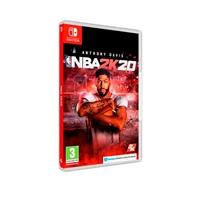 Nintendo Switch NBA 2k20 - Juego
