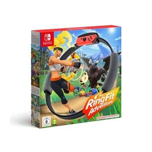 Nintendo Switch  Ring Fit Adventure  Videojuego