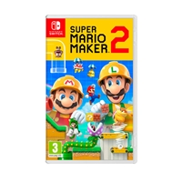 Nintendo Switch Super Mario Maker 2 - Videojuego