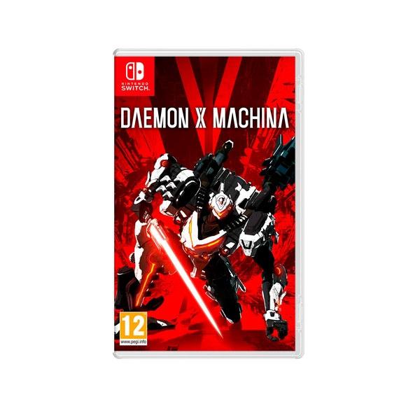 Nintendo Switch Daemon X Machina  Juego
