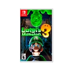 Nintendo Switch Luigi's Mansion 3 - Juego
