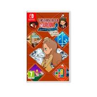 Nintendo Switch El Misterioso Viaje de Layton - Videojuego