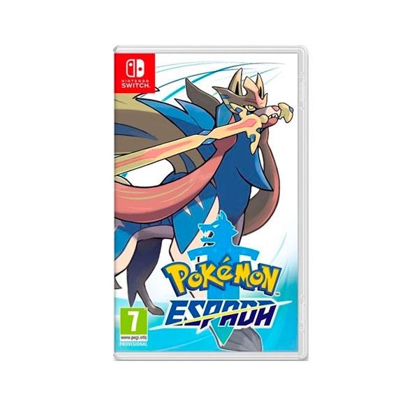 Nintendo Switch Pokémon Espada - Juego