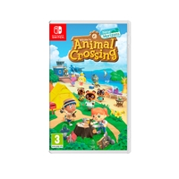 Nintendo Switch Animal Crossing: New Horizon - Videojuego