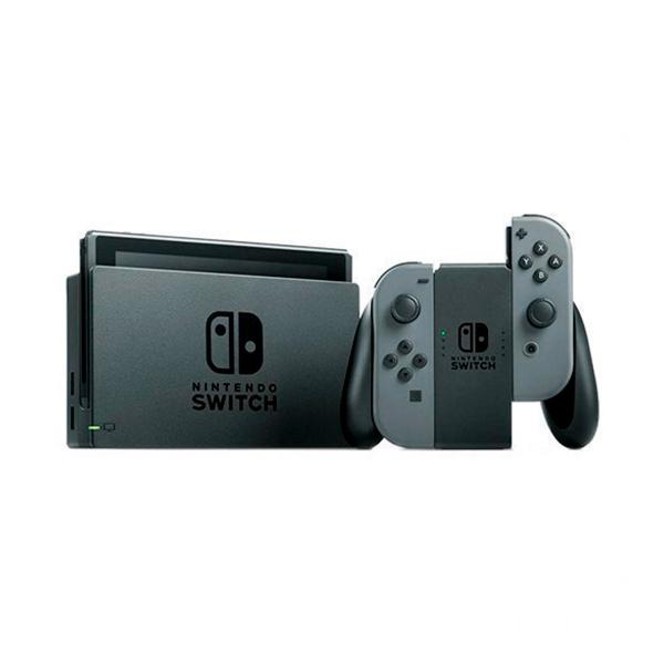 Nintendo Switch Gris  Videoconsola