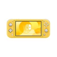 Nintendo Switch Lite Amarilla  Videoconsola