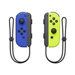 Nintendo Switch JoyCon pack 2 azulamarillo  Gamepad