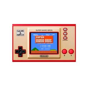 Nintendo Classic Game amp Watch Super Mario Bros  Consola
