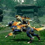 Nintendo Switch Monster Hunter Rise  Videojuego