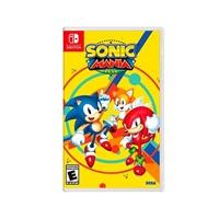 Nintendo Switch Sonic Mania Plus  Videojuego