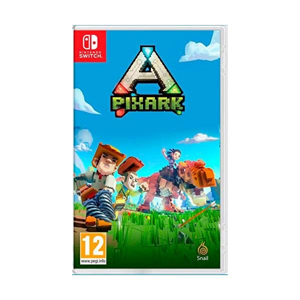 Nintendo Switch PixARK  Videojuego