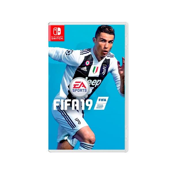 Nintendo Switch FIFA 19  Videojuego