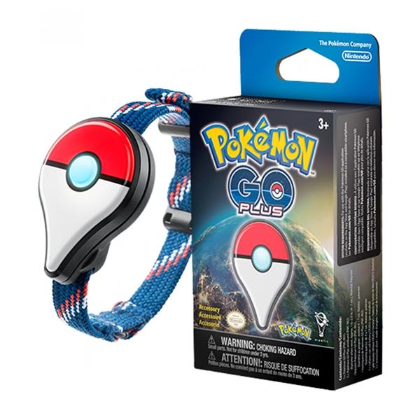 Pokemon Go Plus  Accesorio