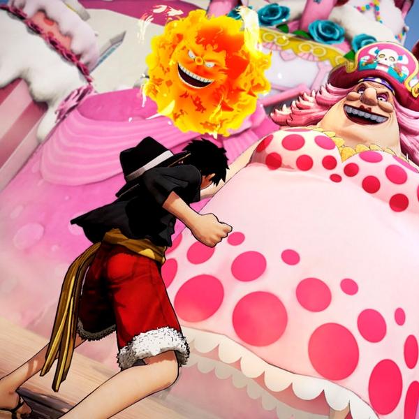 Nintendo Switch One Piece Pirate Warrior 4  Videojuego