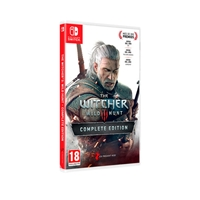 Nintendo Switch The Witcher 3: Wild Hunt - Juego