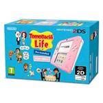 Nintendo 2DS Rosa + Tomodachi Life - Consola