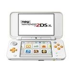 Nintendo New 2DS XL Blanca/Naranja - Consola