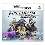 Nintendo 3DS Fire Emblem Warriors  Videojuego