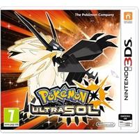 Nintendo 3DS Pokémon Ultrasol – Videojuego