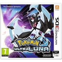Nintendo 3DS Pokémon Ultraluna – Videojuego
