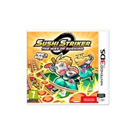 Nintendo 3DS Sushi Striker The Way of Sushido  Videojuego