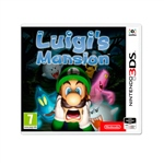 Nintendo 3DS Luigi's Mansion - Videojuego
