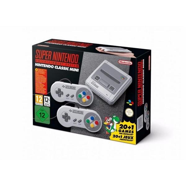 Nintendo Classic Mini  Videoconsola