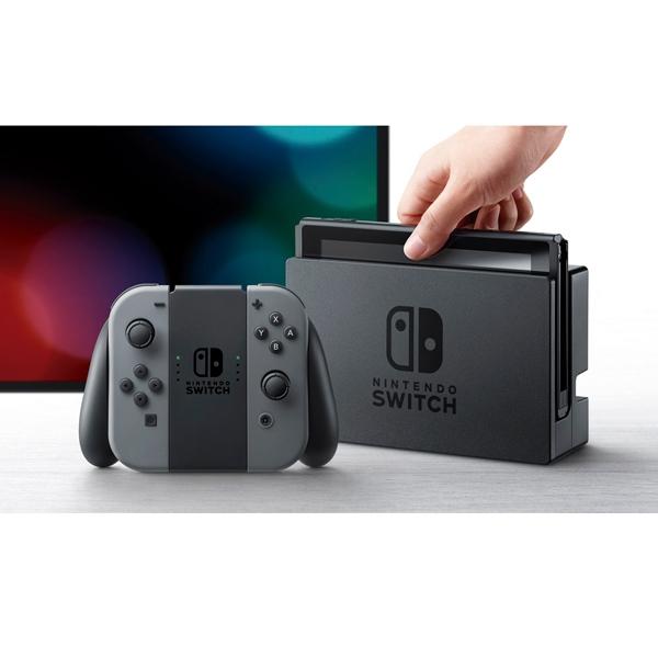 Nintendo Switch Gris - Videoconsola
