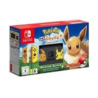 Nintendo Switch edición Letampaposs Go Eeeve  Pokéball Plus