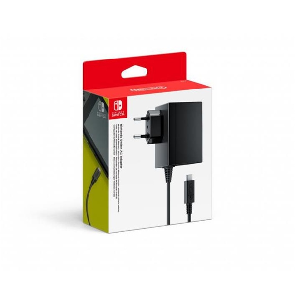 Nintendo Adaptador de corriente para Switch – Accesorio