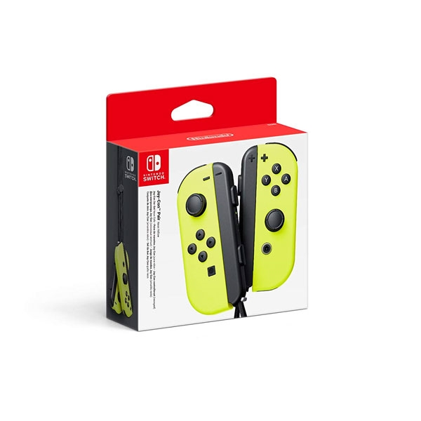 Nintendo Switch Joy-Con AMARILLO – Gamepad