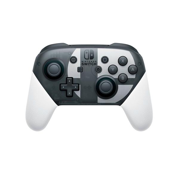 Nintendo Switch Pro Controller Ed. Smash Bros - Gamepad