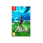 Nintendo Switch Legend of Zelda Breath of the Wild  Juego