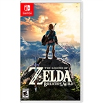Nintendo Switch The Legend of Zelda BOTW - Videojuego